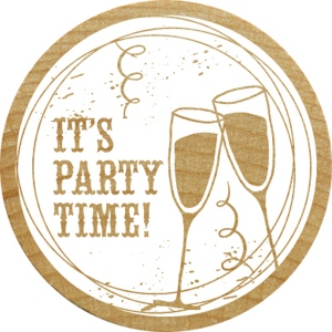 RoyalPosthumus - Woodies - It's Party Time