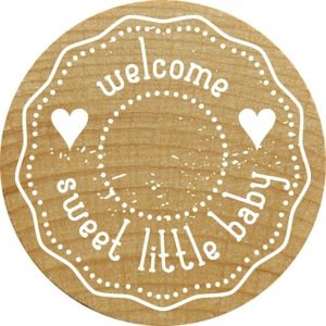 RoyalPosthumus - Woodies - Welcome Sweet Little Baby