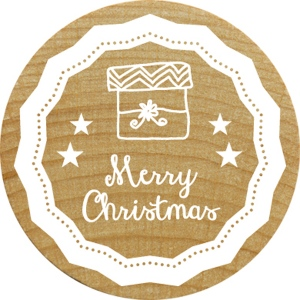 RoyalPosthumus - Woodies - Merry Christmas