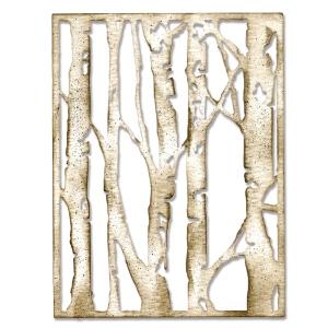 Sizzix - Thinlits Die - Birch Trees by Tim Holtz