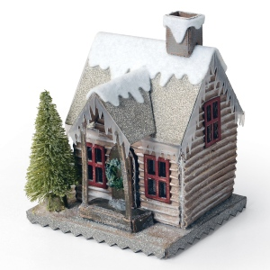 Sizzix - Bigz Die - Village Winter by Tim Holtz