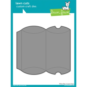 Lawn Fawn - Lawn Cuts - Pillow Box Die