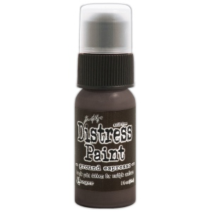Tim Holtz - Distress - August Color Of The Month - Ground Espresso - Distress Paint
