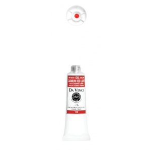 Da Vinci Artists' Oil Color Paint 37ml Cadmium Red Light: Red/Pink, Tube, 40.6 ml, Oil, (model DAV112), price per tube