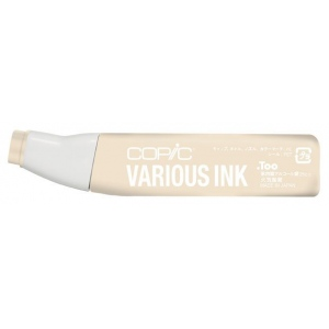 Copic® Various Brick Beige Ink: Brown, White/Ivory, Alcohol-Based, Refill, (model E31-V), price per each