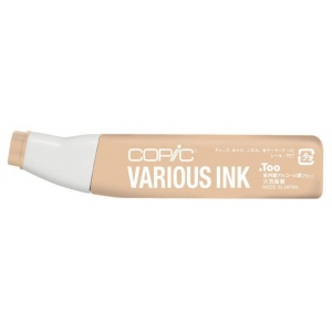 Copic® Various Chamois Ink; Color: Brown; Ink Type: Alcohol-Based; Refill: Yes; (model E35-V), price per each