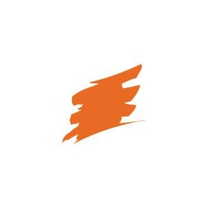 Prismacolor® Verithin® Premier Pencil Pumpkin Orange: Orange, (model E736 1/2), price per dozen (12-pack)