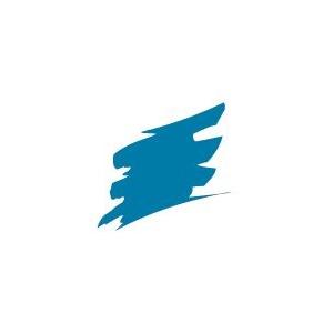 Prismacolor® Verithin® Premier Pencil Peacock Blue; Color: Blue; (model E740 1/2), price per dozen (12-pack)