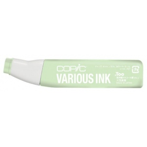 Copic® Various Sea Green Ink; Color: Green; Ink Type: Alcohol-Based; Refill: Yes; (model G12-V), price per each
