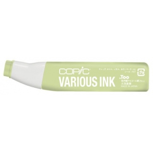 Copic® Various Fluorescent Yellow Ink; Color: Yellow; Ink Type: Alcohol-Based; Refill: Yes; (model FYG1-V), price per each