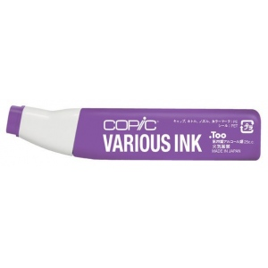 Copic® Various Violet Ink: Purple, Alcohol-Based, Refill, (model V09-V), price per each
