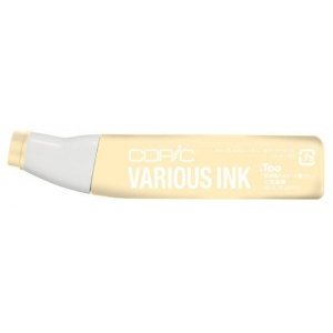 Copic® Various Buttercup Yellow Ink; Color: Yellow; Ink Type: Alcohol-Based; Refill: Yes; (model Y21-V), price per each