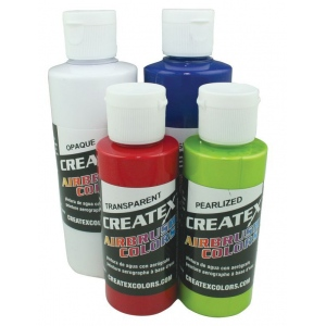 Createx™ Airbrush Paint 2oz Pearlescent Plum; Color: Purple; Format: Bottle; Size: 2 oz; Type: Airbrush; (model 5314-02), price per each