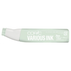 Copic® Various Pale Moss Ink; Color: Green; Ink Type: Alcohol-Based; Refill: Yes; (model YG61-V), price per each