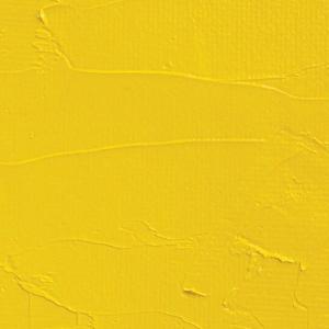 Gamblin 1980 Oil Color Paint Hansa Yellow Medium 37ml: Yellow, Tube, 37 ml, Oil, (model G7310), price per tube