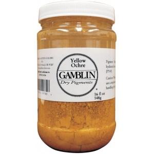 Gamblin Dry Pigment 352g Mars Black; Color: Black/Gray; Format: Jar; Size: 4 oz; (model G9430), price per each