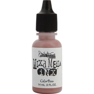 ColorBox® Mix'd Media Inx™ Chiffon Pigment Ink Refill: Red/Pink, Pad, Pigment, Refill, (model CS37105), price per each