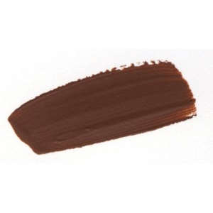 Golden® Heavy Body Acrylic 2 oz. Burnt Sienna: Black/Gray, Tube, 16 oz, 473 ml, Acrylic, (model 0001020-2), price per tube