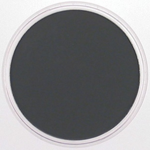 PanPastel® Ultra Soft Artists' Painting Pastel Neutral Grey Extra Dark 1: Black/Gray, Pan, Ultra Soft, (model PP28201), price per each