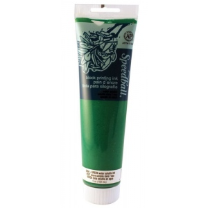 Speedball® Water Soluble Block Printing Ink 5 oz Green: Green, Tube, Water Soluble, 5 oz, (model H3604), price per each