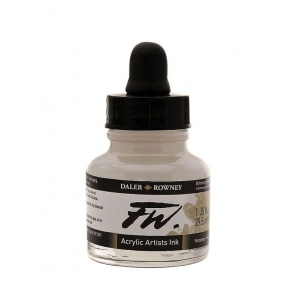 FW Liquid Artists' Acrylic Ink 1 oz. Shimmering Gold; Color: Metallic; Format: Bottle; Ink Type: Acrylic; Size: 1 oz; (model FW160029709), price per each