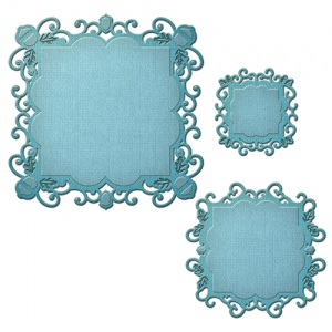Spellbinders - Nestabilities - Label 49 Decorative Elements