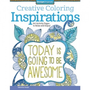 Design Originals - Creative Coloring Inspirations Coloring Book