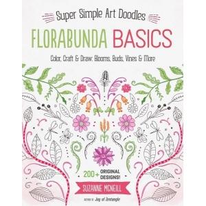 Design Originals - Florabunda Basics Coloring Book
