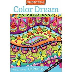 Design Originals - Color Dream Coloring Book