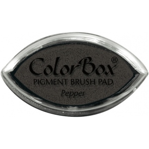 Clearsnap - ColorBox Classic Pigment Cats Eye Inkpad - Pepper