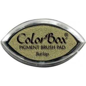 Clearsnap - ColorBox Classic Pigment Cats Eye Inkpad - Burlap