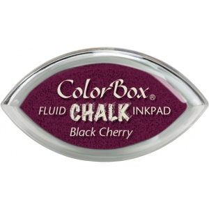 Clearsnap - ColorBox Chalk Cats Eye Inkpad - Black Cherry