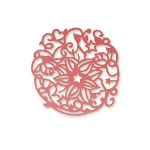 Couture Creations - Silent Night - Filigree Bauble Die