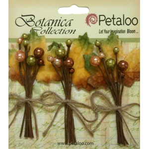 Petaloo - Fall Berry Pick - Vintage Velvet