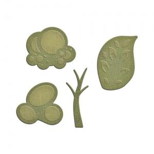 Spellbinders - Die D-Lites - Trees