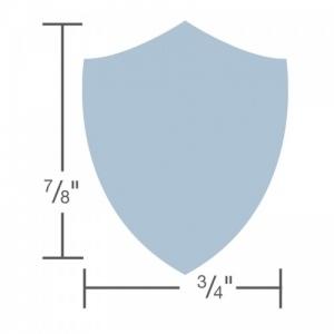 Sizzix - Tim Holtz Alterations - Paper Punch - Shield - Medium