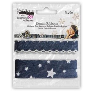 3L - Donna Salazar - Denim Ribbons