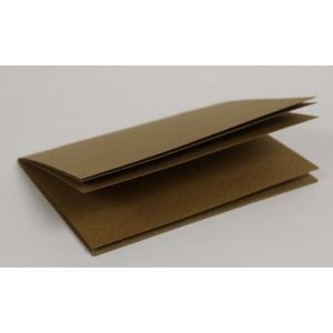 7Gypsies - Naked Starter Journal - Mini 3.5x5 - Kraft