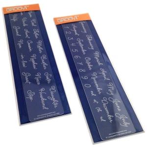 Claritystamp - Border Plates