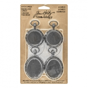 Advantus - Tim Holtz - Ideaology - Watch Cameos