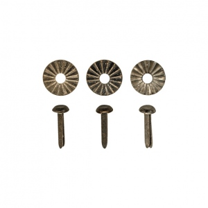 Advantus - Tim Holtz - Ideaology - Fluted Fasteners