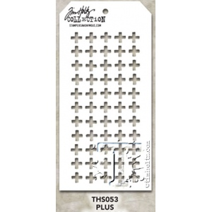 Stampers Anonymous - Tim Holtz - Plus Stamps
