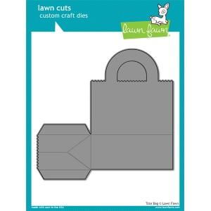 Lawn Fawn - Lawn Cuts - Tote Bag Die