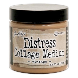 Ranger - Tim Holtz - Distress - Collage Medium Vintage