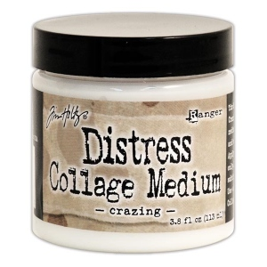 Ranger - Tim Holtz - Distress - Collage Medium Crazing