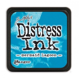 Ranger - Tim Holtz - - Distress Mini Ink Pad - Open Stock - Mermaid Lagoon