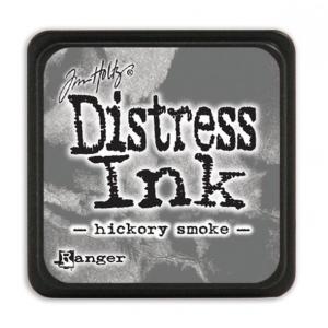 Ranger - Tim Holtz - - Distress Mini Ink Pad - Open Stock - Hickory Smoke