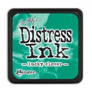 Ranger - Tim Holtz - - Distress Mini Ink Pad - Open Stock - Lucky Clover