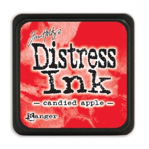 Ranger - Tim Holtz - - Distress Mini Ink Pad - Open Stock - Candied Apple