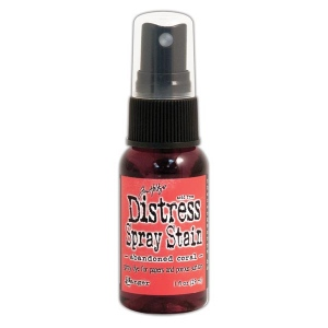 Ranger - Tim Holtz - Distress Spray Stains 1oz - Abandoned Coral